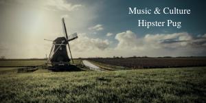 Hipster Pug Holland